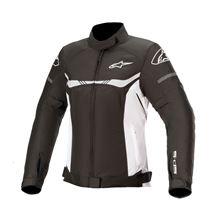 ALPINESTARS Stella T-SPS Waterproof Jacket Zwart-Wit
