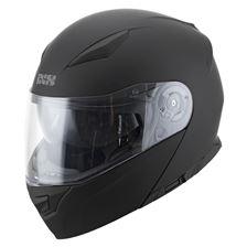 IXS iXS 300 1.0 Mat Zwart