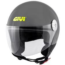 GIVI 10.7 Mini J-Solid Mat Grijs