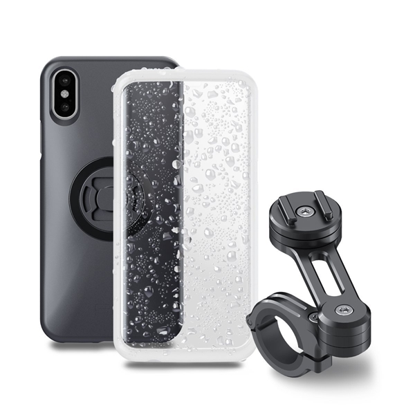 SP CONNECT Moto Bundle iPhone XS/X