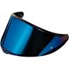 AGV K6 Visière Iridium bleu