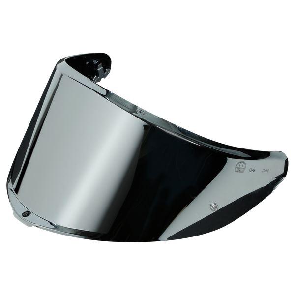 AGV K6 Vizier Iridium zilver