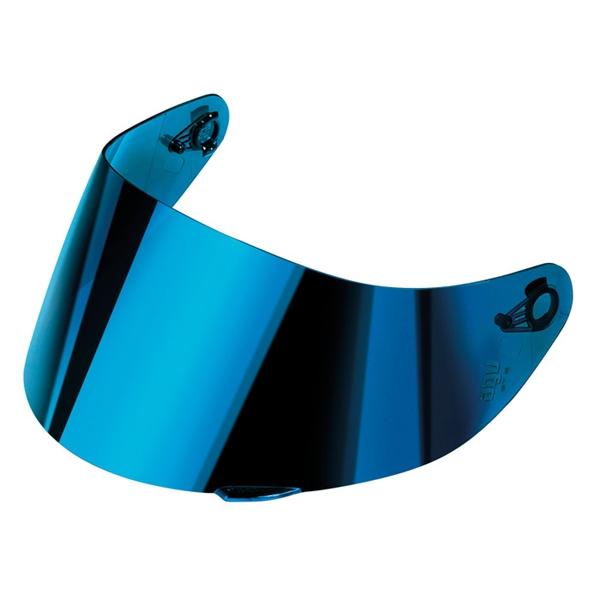 AGV K1 Visière Iridium bleu XS-S-MS