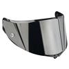 AGV Sportmodular visière Iridium argenté Pinlock Ready XL-XXL-XXXL