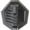 AGV AX9 Aération Menton Noir