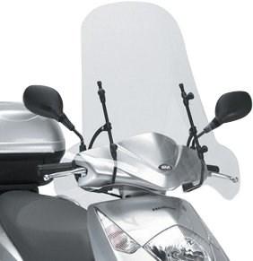GIVI Bevestigingskit windscherm A185A