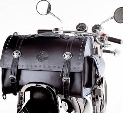 HELD : Top case cuir - 4444