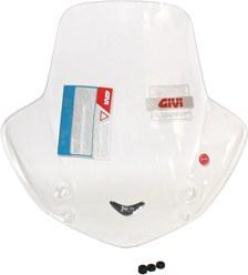 GIVI Verhoogd transparant windscherm - ST D331ST