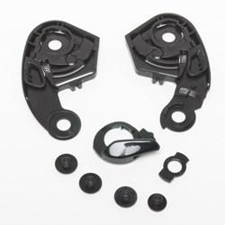 SHOEI : Raid II, XR1000, X-Spirit kit fixation visière - Noir