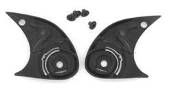 IXS : HX253 kit de fixation visière - Noir