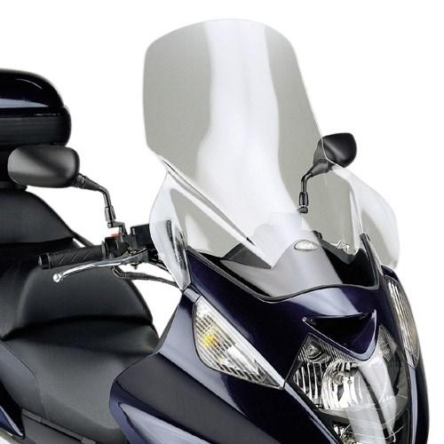GIVI Transparant windscherm excl. montagekit -DT 214DT
