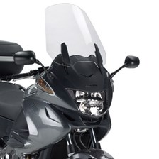 GIVI Verhoogd transparant windscherm - ST D307ST