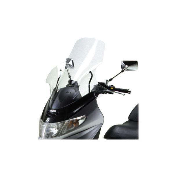GIVI Transparant windscherm excl. montagekit -DT 156DT