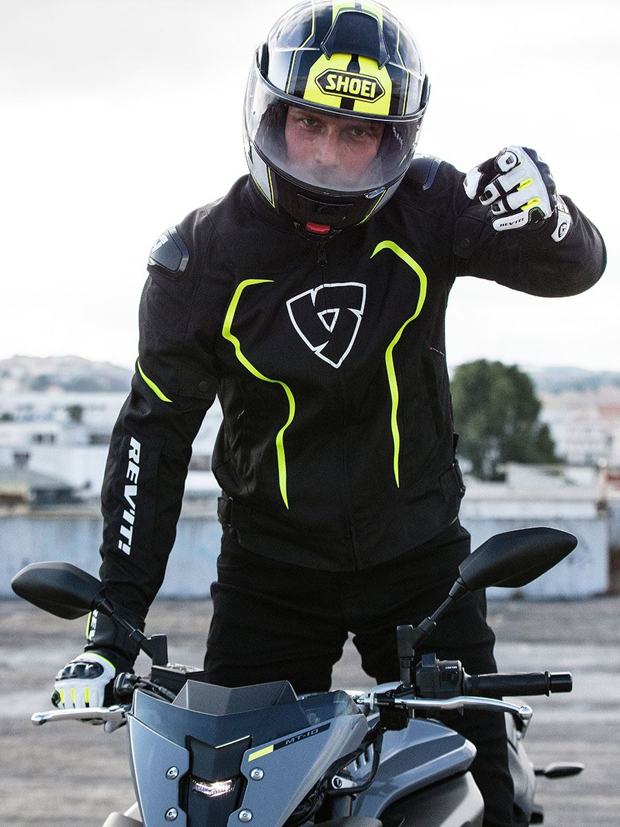 Vêtements moto