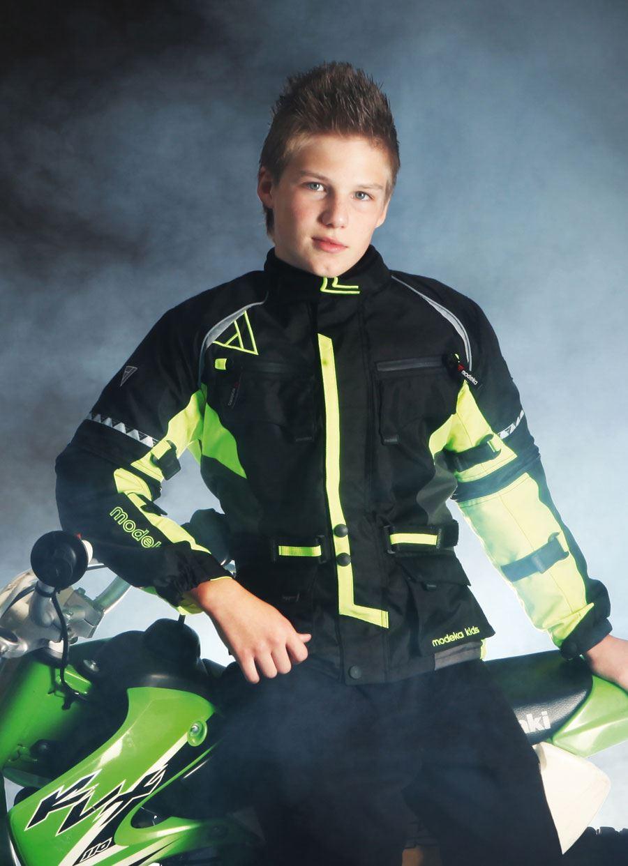 Kinder motorkledij