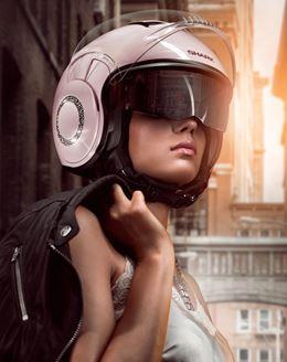 Helm & Communicatie