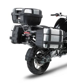 Top case et valises moto
