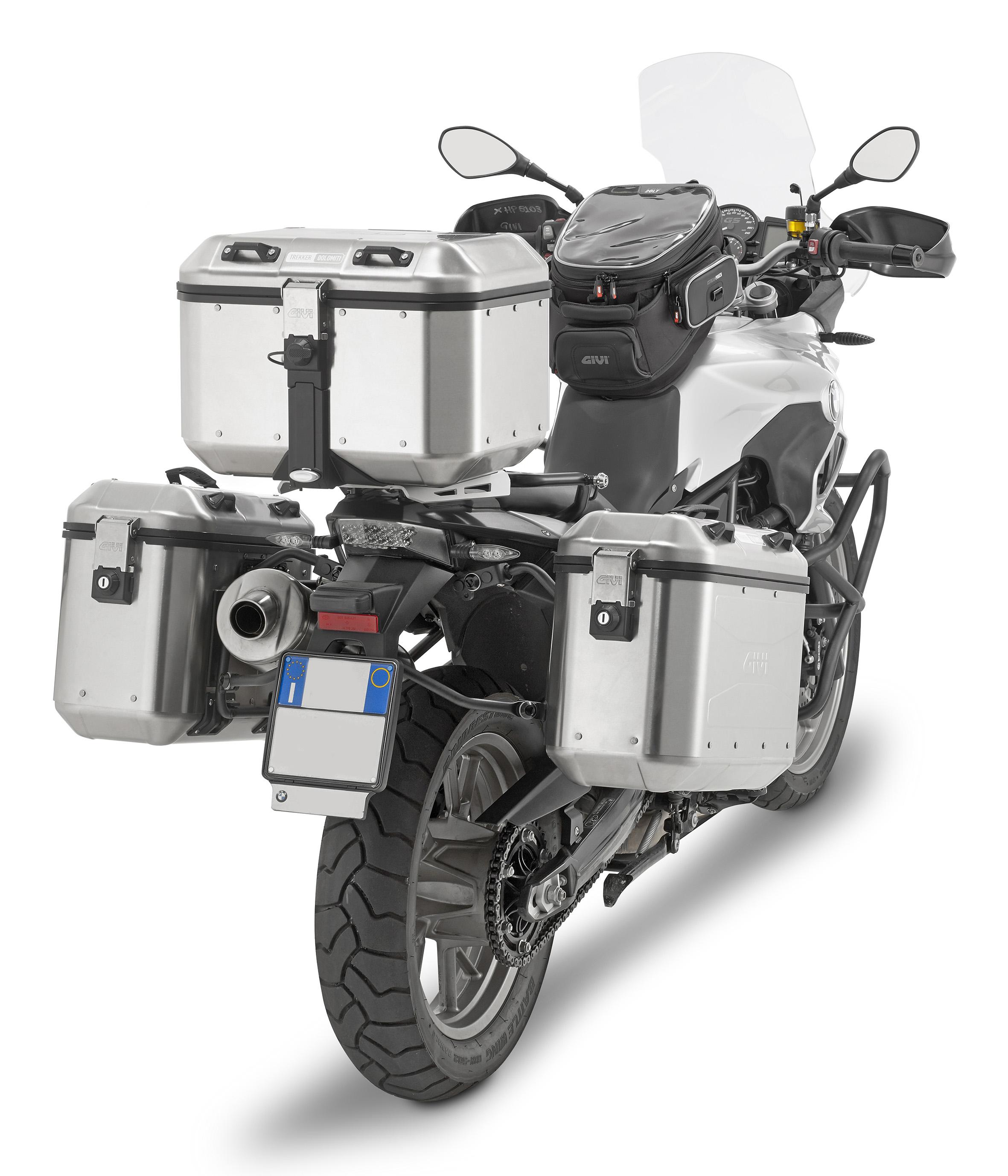 cf61b3f0c04 GIVI DLM46 Trekker Dolomiti topkoffer aluminium | RAD.EU