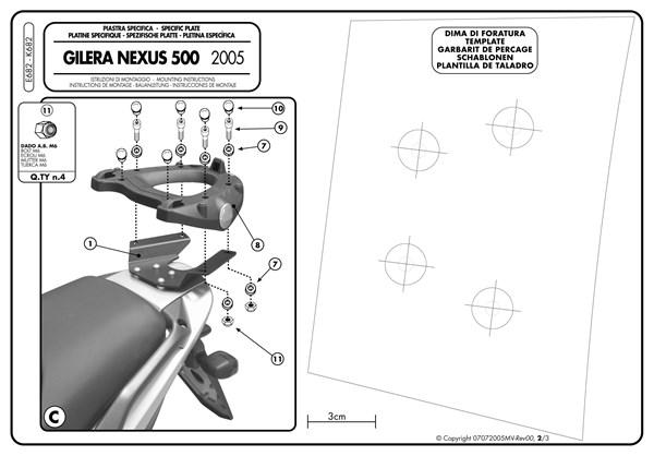 Montage instructies E682 -2