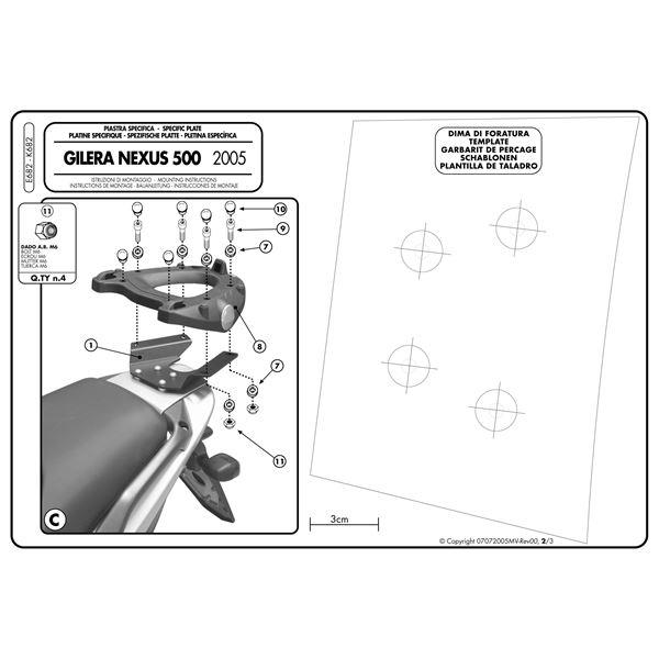 Instructions de montage E682 -2