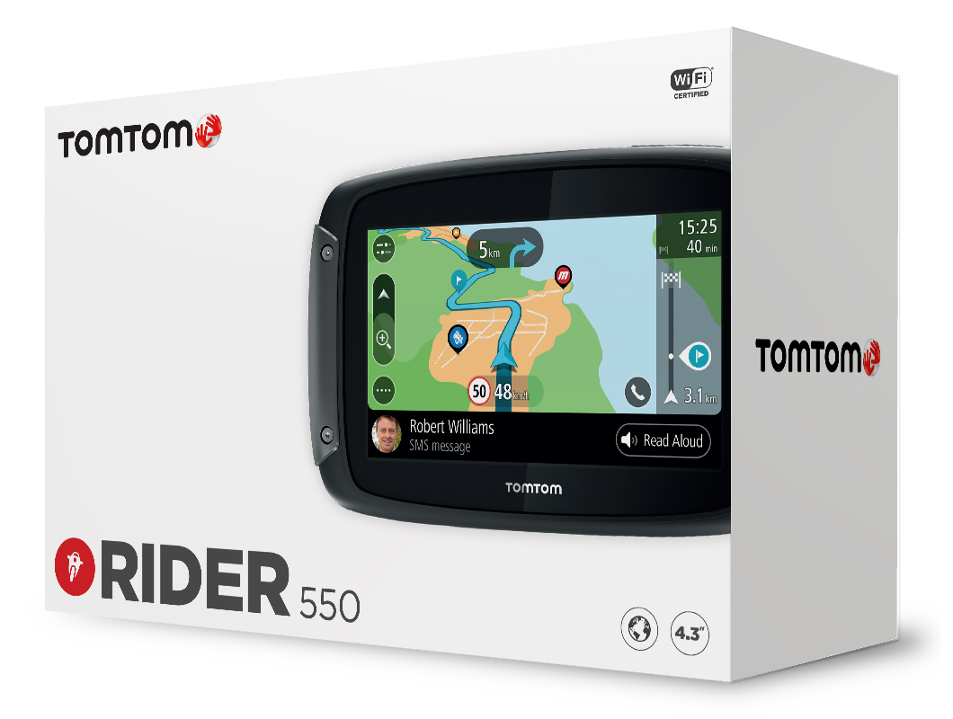 tomtom rider 550 rad eu. Black Bedroom Furniture Sets. Home Design Ideas