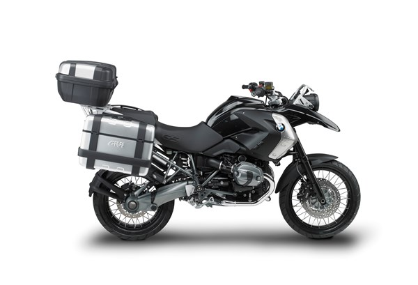 Trekker on BMW R1200GS