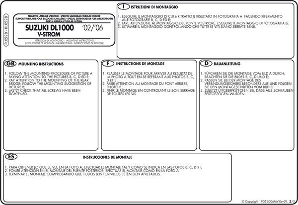 Montage instructies PLX528 -3