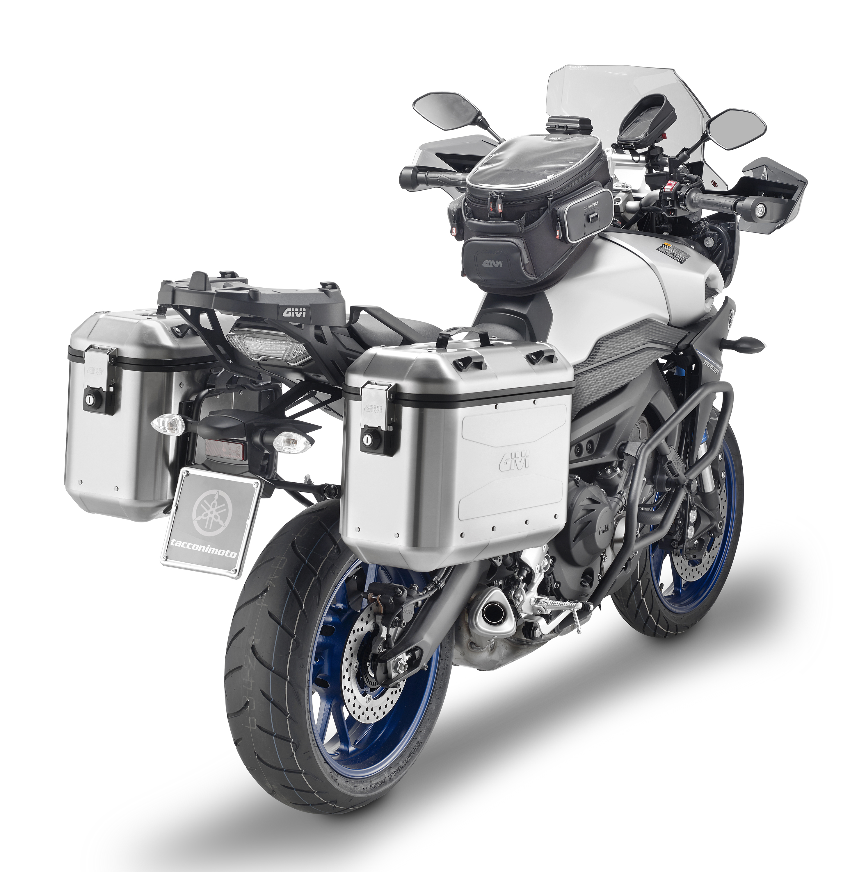 91c4436a4da GIVI DLM36 Trekker Dolomiti zijkoffers aluminium | RAD.EU