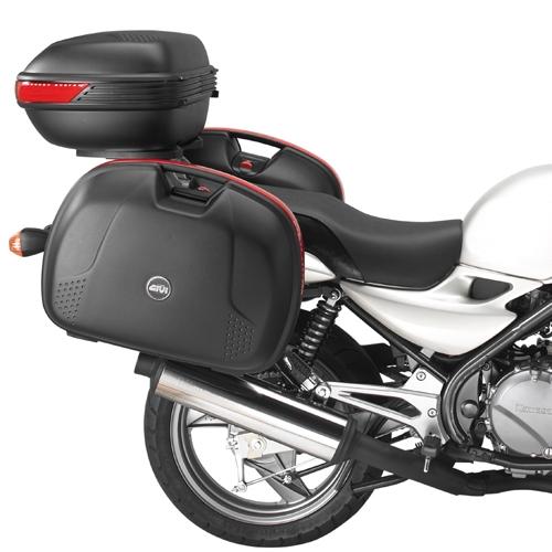 givi e360 top case ou valise reflecteurs rouges rad eu. Black Bedroom Furniture Sets. Home Design Ideas