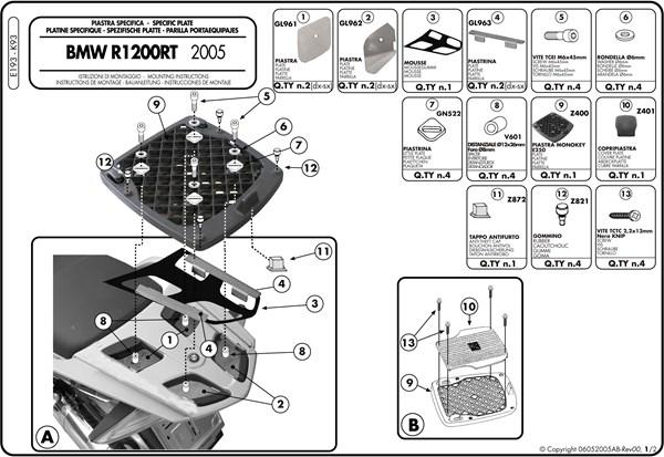 Instructions de montage E193 -2