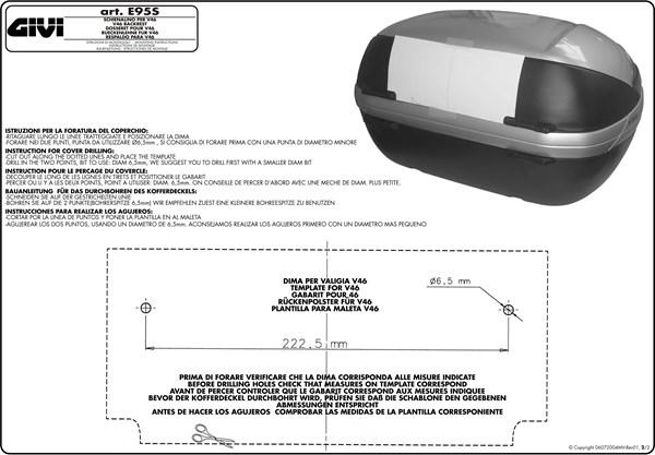 Instructions de montage E95S -2