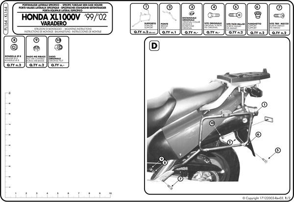 Montage instructies PL164