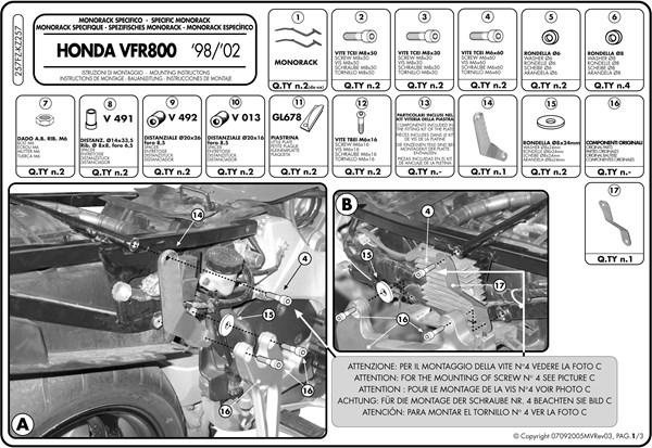 Montage instructies 257FZ (2)