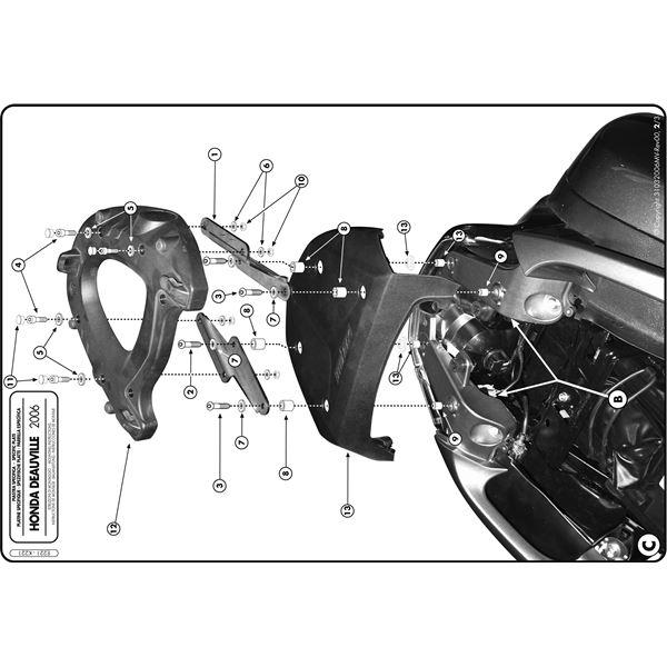 Montage instructies E221 -2